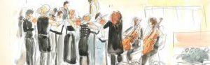 Concert à l'Eglise d' Haudivillers (Oise) à 20h