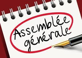 Assemblée Générale Ordinaire 2019-2021